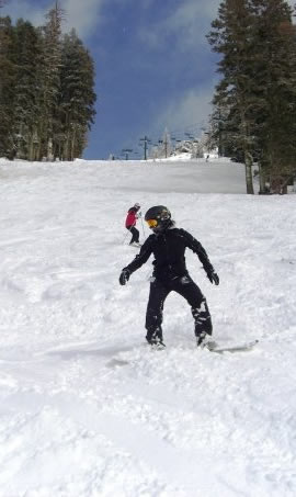 skiing vs snowboarding Get the truth on the pros and cons of snowboarding and skiing, and find out which one you should tackle this winter.