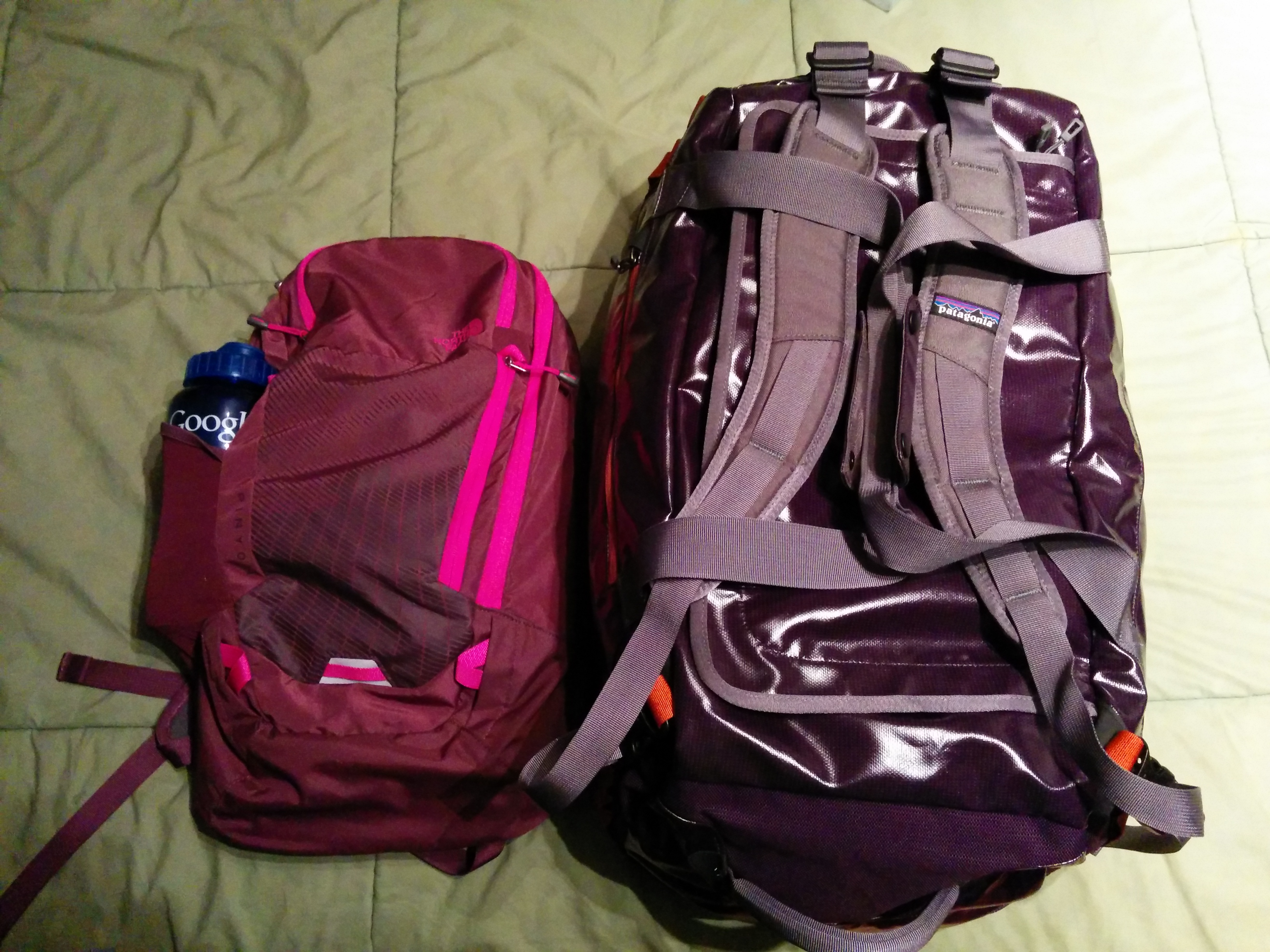 f41e1a144 What to pack for a trip around the world (and still feel human ...